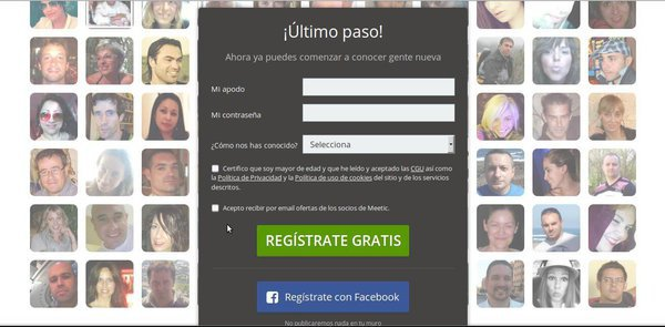 Meetic acceso