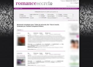 RomanceSecreto opiniones