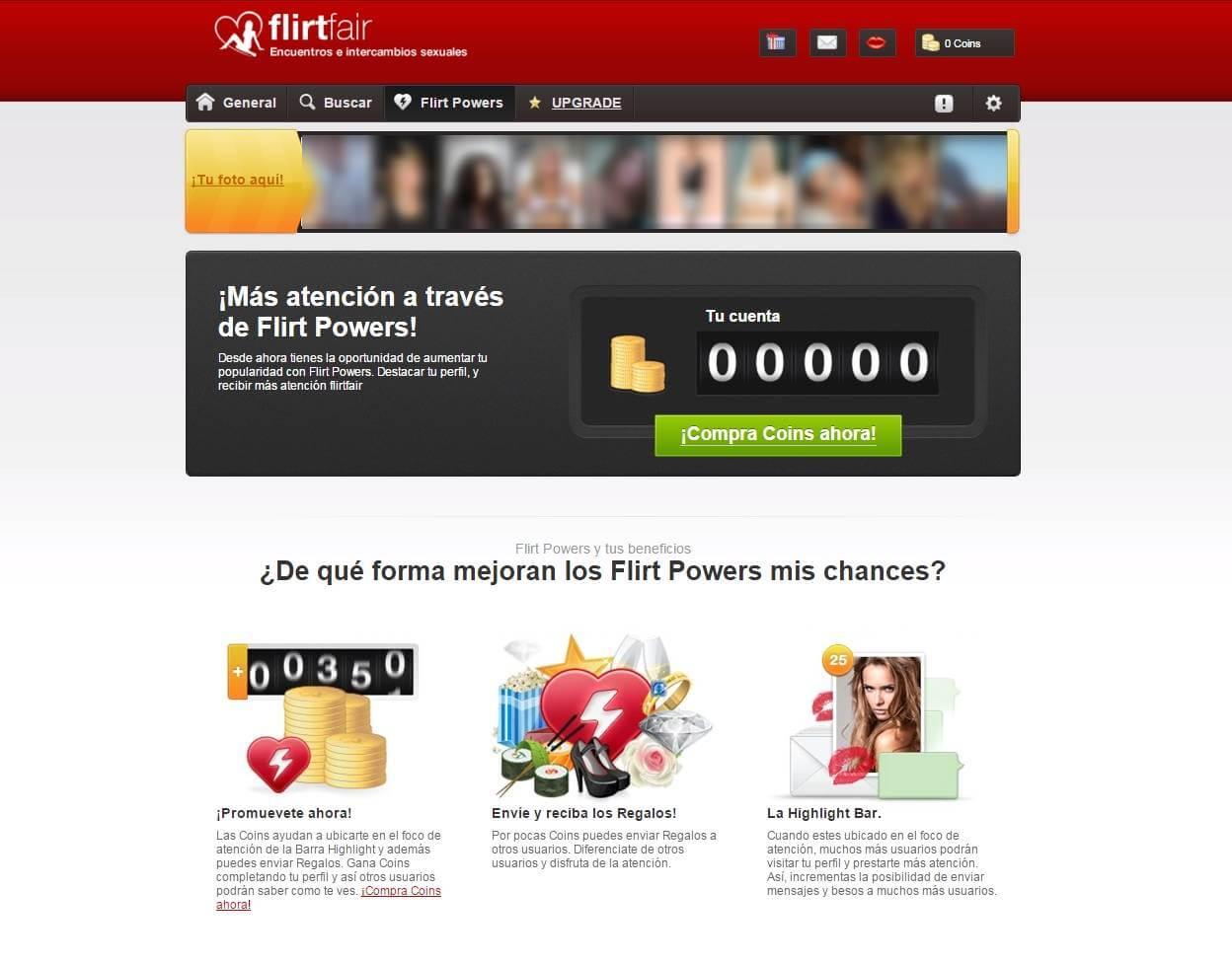Flirt Powers