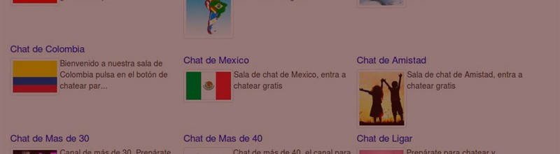 chateagratis.net opiniones