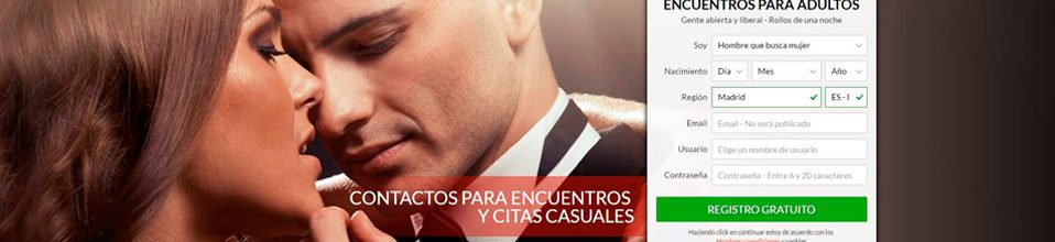 casual dating opiniones
