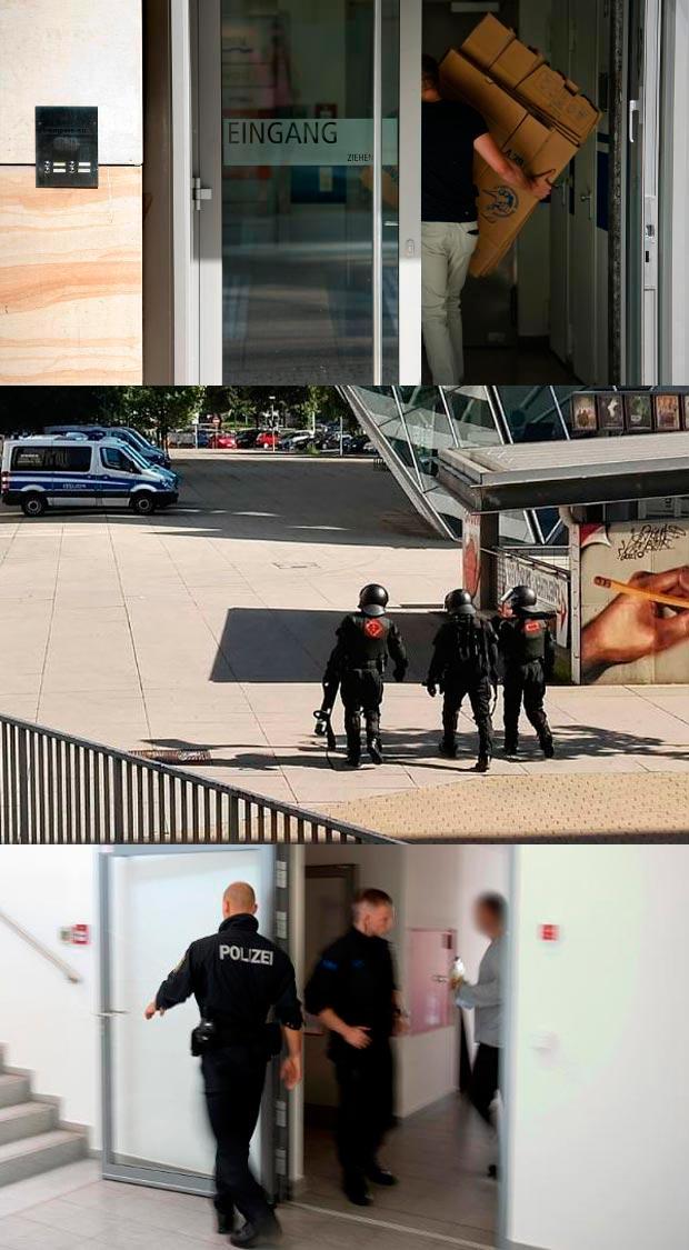 La Policia cierra las oficinas de Lovoo en Alemania